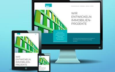 Webseitenentwicklung
