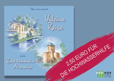 Mit Feder und Pinsel auf Reisen durch Bad Neuenahr-Ahrweiler